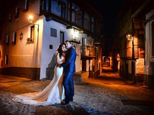 La boda de Juan Carlos y Elena en Plasencia, Cáceres 129