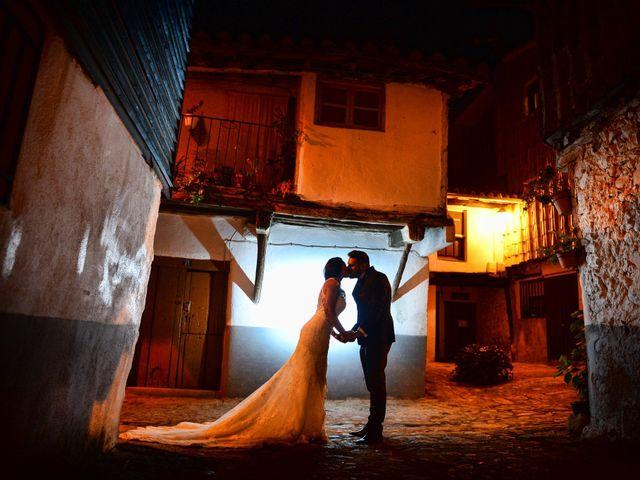La boda de Juan Carlos y Elena en Plasencia, Cáceres 130