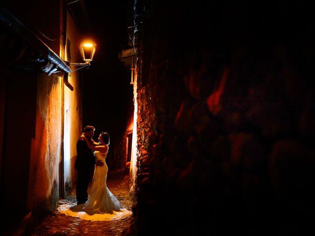 La boda de Juan Carlos y Elena en Plasencia, Cáceres 131