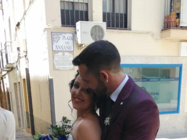 La boda de Jonathan  y Carolina  en Plasencia, Cáceres 5