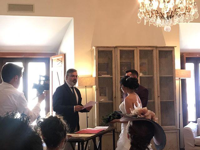 La boda de Jonathan  y Carolina  en Plasencia, Cáceres 9