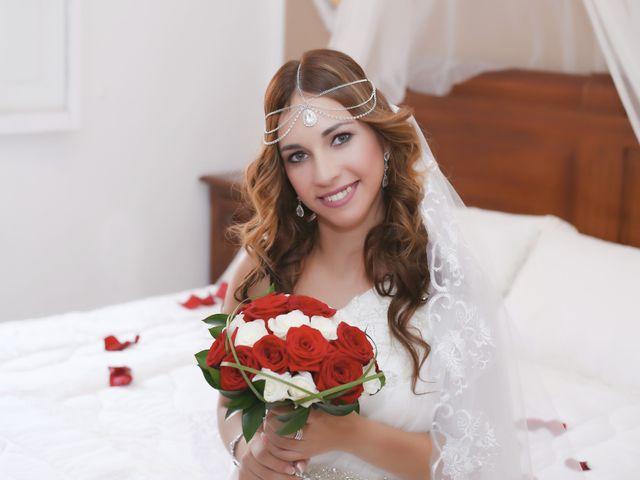La boda de Antonio y Yessi en Málaga, Málaga 1