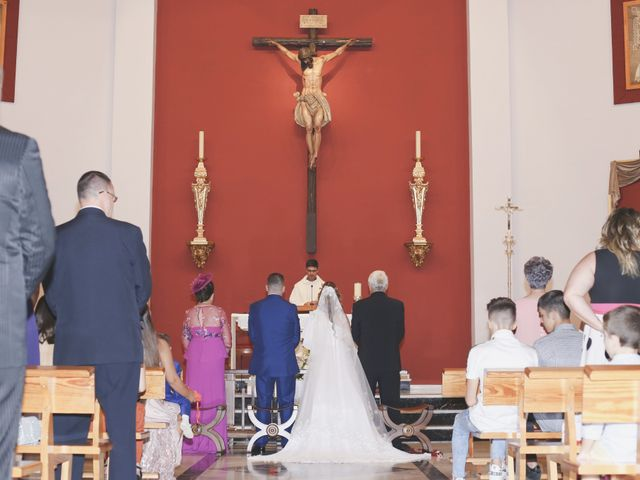 La boda de Antonio y Yessi en Málaga, Málaga 13