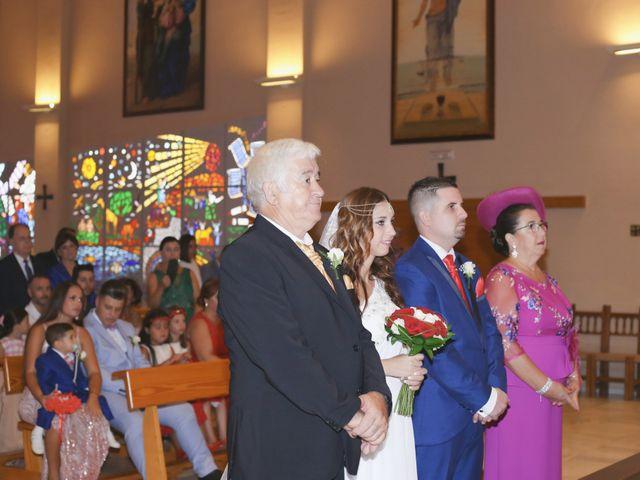 La boda de Antonio y Yessi en Málaga, Málaga 14