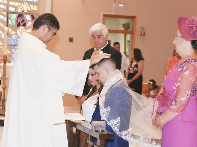 La boda de Antonio y Yessi en Málaga, Málaga 15