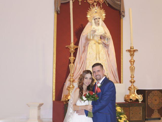 La boda de Antonio y Yessi en Málaga, Málaga 19