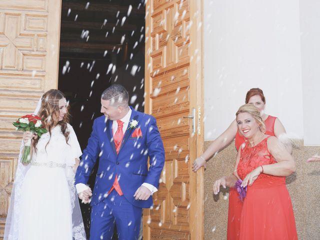 La boda de Antonio y Yessi en Málaga, Málaga 20