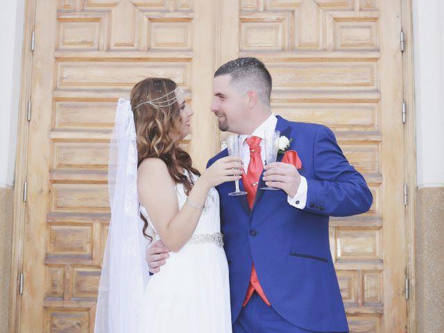 La boda de Antonio y Yessi en Málaga, Málaga 21