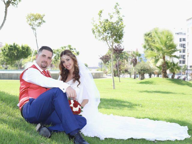 La boda de Antonio y Yessi en Málaga, Málaga 22