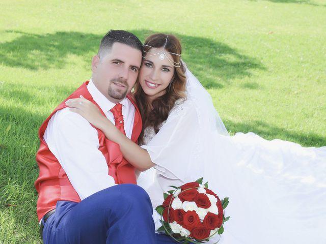 La boda de Yessi y Antonio