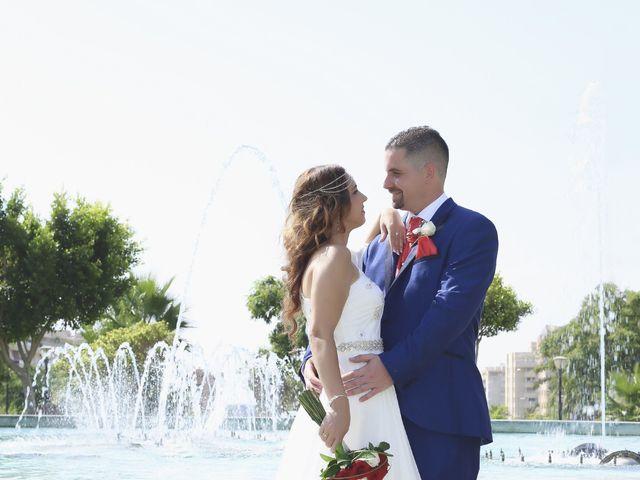 La boda de Antonio y Yessi en Málaga, Málaga 23