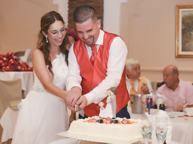 La boda de Antonio y Yessi en Málaga, Málaga 31