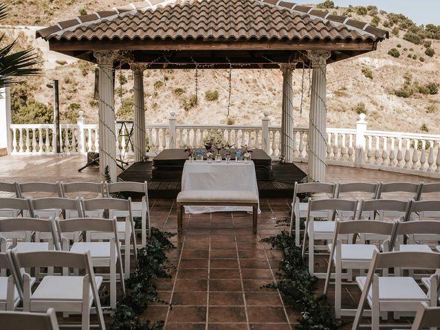 La boda de Max y Ana en Alhaurin El Grande, Málaga 12