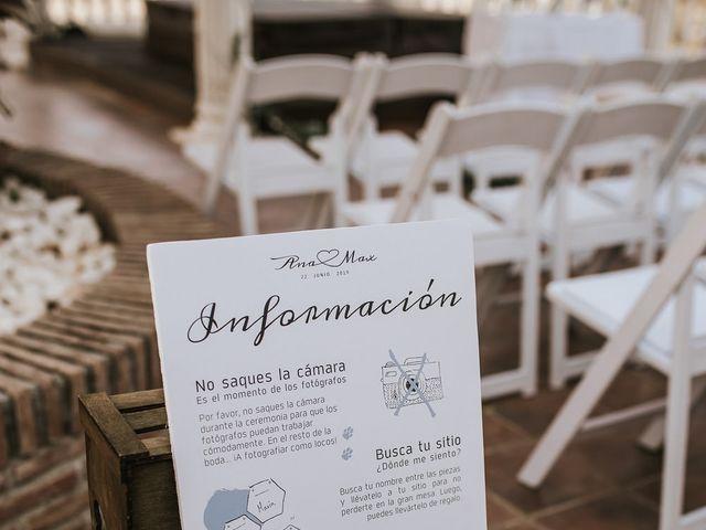 La boda de Max y Ana en Alhaurin El Grande, Málaga 14