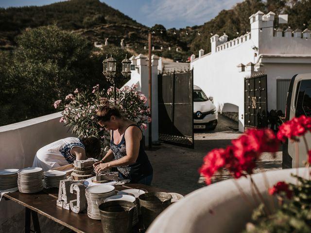 La boda de Max y Ana en Alhaurin El Grande, Málaga 17