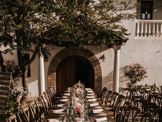La boda de Max y Ana en Alhaurin El Grande, Málaga 18