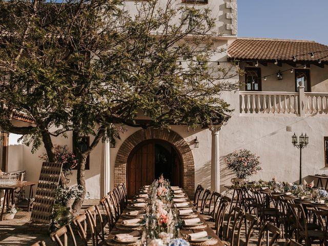 La boda de Max y Ana en Alhaurin El Grande, Málaga 19