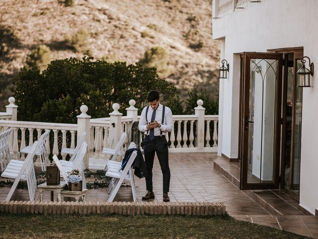 La boda de Max y Ana en Alhaurin El Grande, Málaga 24