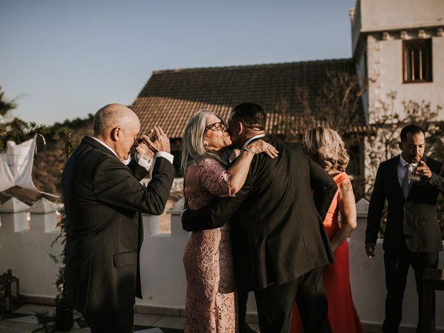 La boda de Max y Ana en Alhaurin El Grande, Málaga 25