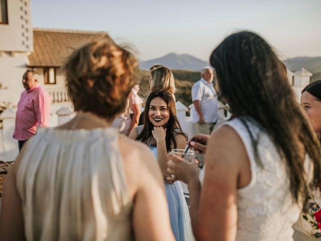La boda de Max y Ana en Alhaurin El Grande, Málaga 27