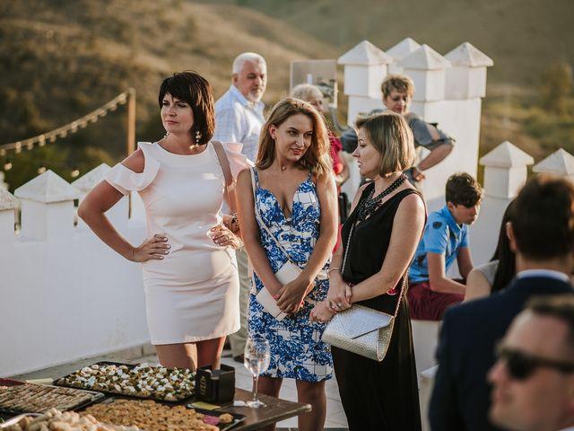 La boda de Max y Ana en Alhaurin El Grande, Málaga 28
