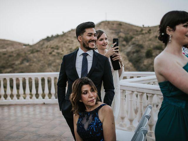 La boda de Max y Ana en Alhaurin El Grande, Málaga 84
