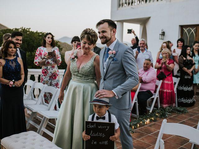 La boda de Max y Ana en Alhaurin El Grande, Málaga 85