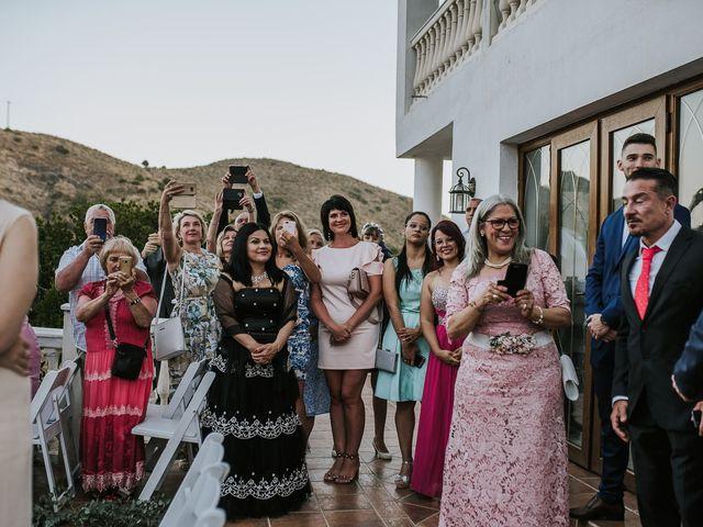 La boda de Max y Ana en Alhaurin El Grande, Málaga 87