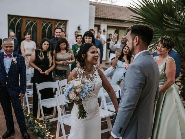 La boda de Max y Ana en Alhaurin El Grande, Málaga 90