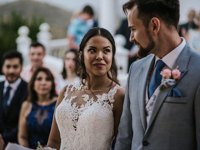 La boda de Max y Ana en Alhaurin El Grande, Málaga 92