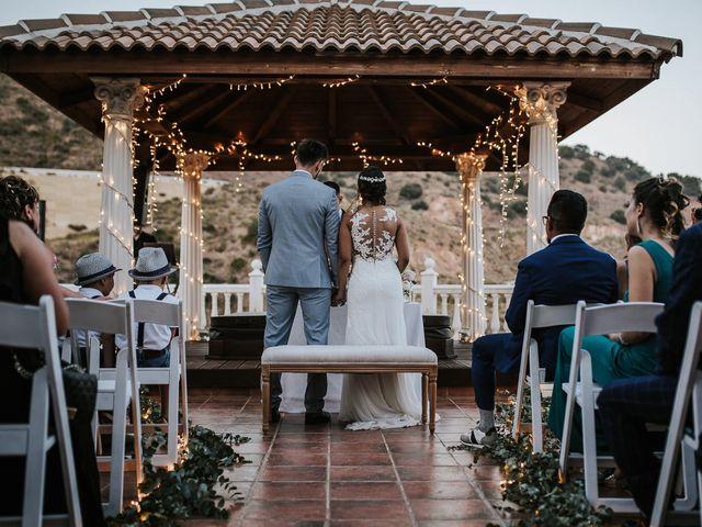 La boda de Max y Ana en Alhaurin El Grande, Málaga 93