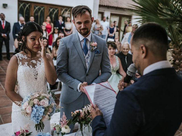 La boda de Max y Ana en Alhaurin El Grande, Málaga 95