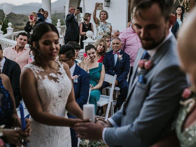 La boda de Max y Ana en Alhaurin El Grande, Málaga 98