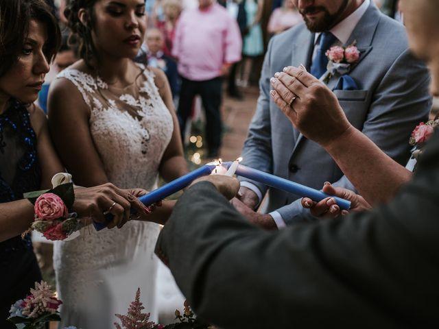 La boda de Max y Ana en Alhaurin El Grande, Málaga 99