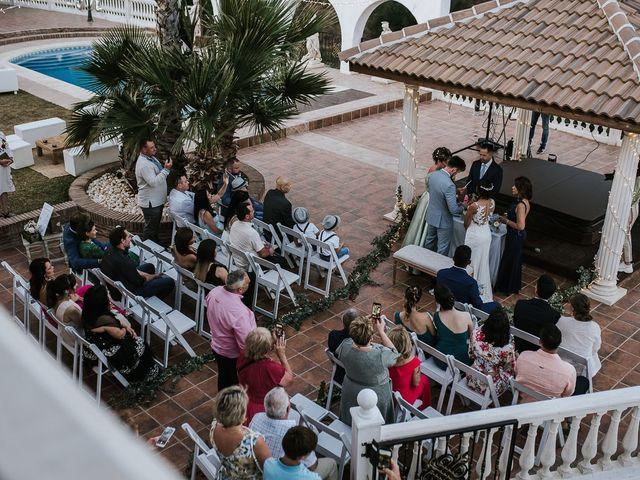 La boda de Max y Ana en Alhaurin El Grande, Málaga 101