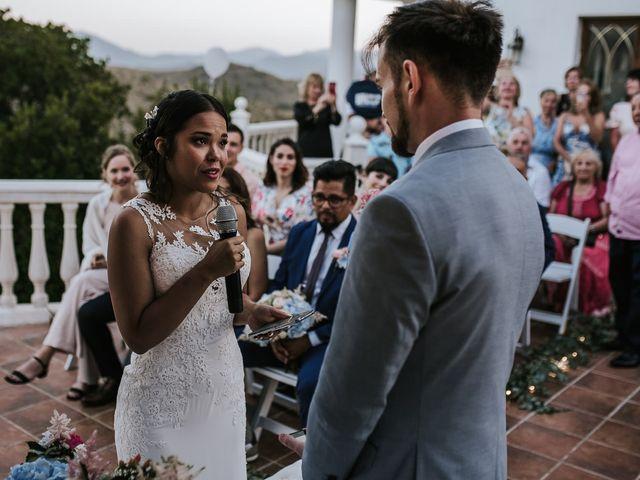 La boda de Max y Ana en Alhaurin El Grande, Málaga 103