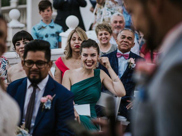 La boda de Max y Ana en Alhaurin El Grande, Málaga 105