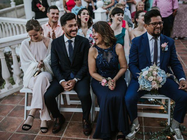 La boda de Max y Ana en Alhaurin El Grande, Málaga 107