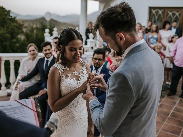 La boda de Max y Ana en Alhaurin El Grande, Málaga 110