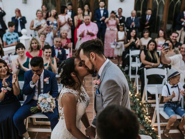 La boda de Max y Ana en Alhaurin El Grande, Málaga 111