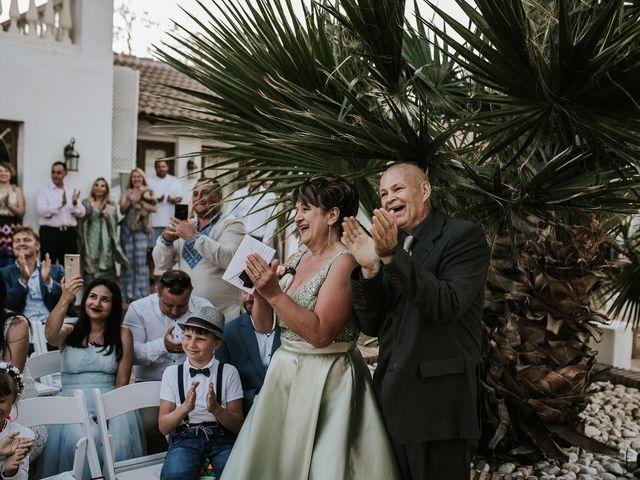 La boda de Max y Ana en Alhaurin El Grande, Málaga 112