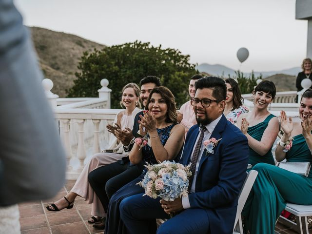 La boda de Max y Ana en Alhaurin El Grande, Málaga 113