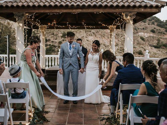 La boda de Max y Ana en Alhaurin El Grande, Málaga 114