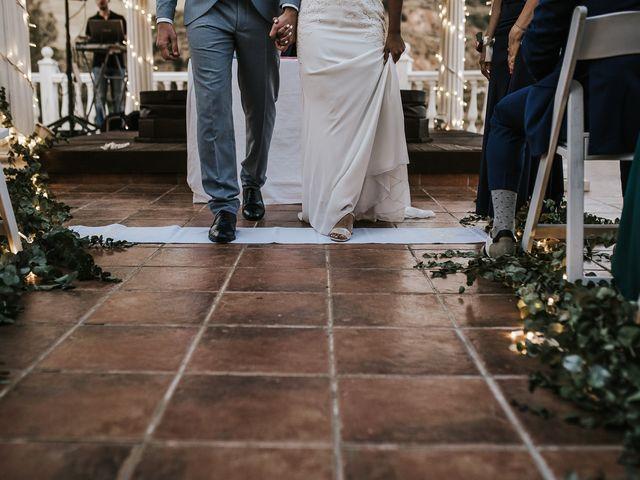 La boda de Max y Ana en Alhaurin El Grande, Málaga 115