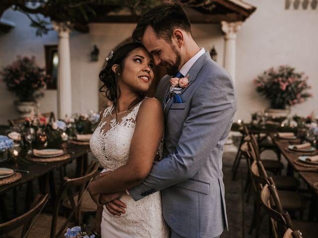 La boda de Max y Ana en Alhaurin El Grande, Málaga 118