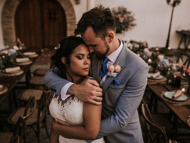 La boda de Max y Ana en Alhaurin El Grande, Málaga 1