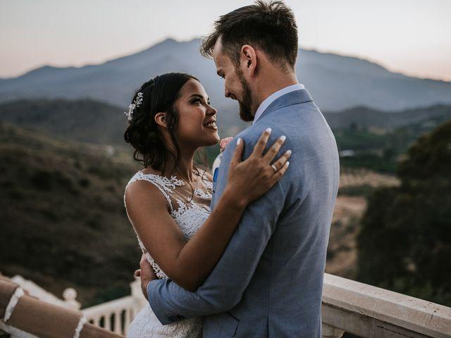 La boda de Max y Ana en Alhaurin El Grande, Málaga 120