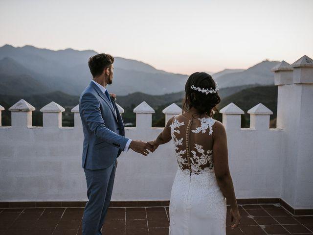 La boda de Max y Ana en Alhaurin El Grande, Málaga 122
