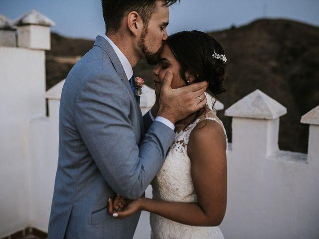 La boda de Max y Ana en Alhaurin El Grande, Málaga 123
