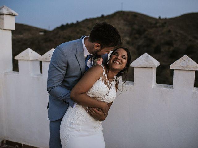 La boda de Max y Ana en Alhaurin El Grande, Málaga 124